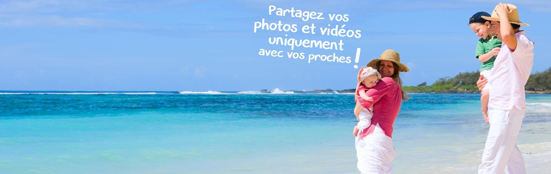 Créez votre blog voyage 100% privé pour partager avec votre famille et vos amis