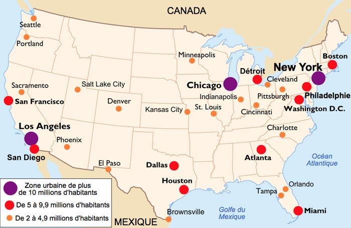 Etats Unis et voyage en famille : 5 villes à voir aux USA