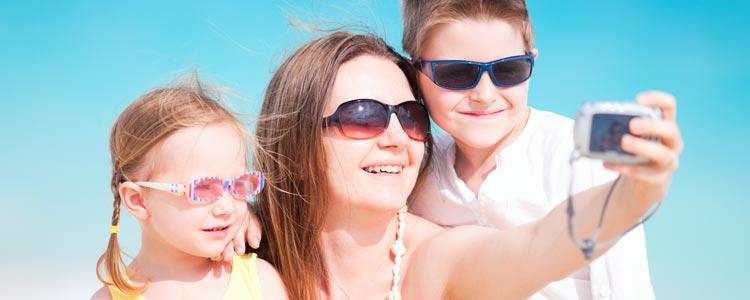 Créer un carnet de voyage en ligne privé est idéal pour partager ses photos avec ses proches en toute sécurité