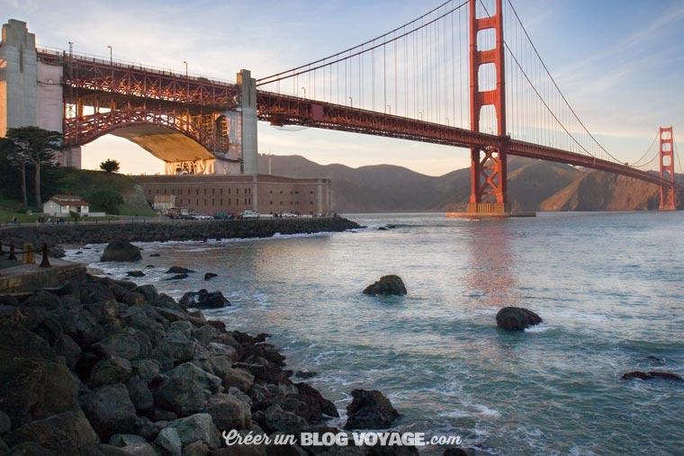 La seconde est une métropole atypique avec son pont du Golden Gate, ses rues aux pentes abruptes, ses tramways, ses montagnes verdoyantes et sa baie...