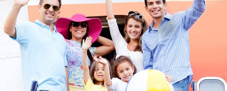 Organiser un voyage en famille avec ses enfants