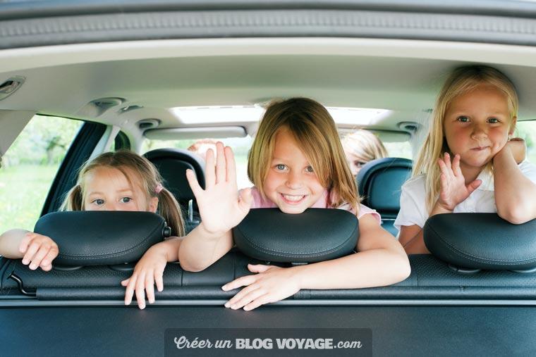 Voyages en famille : où partir en famille, voyage kid friendly