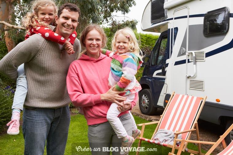 Conseils de voyage : nombreuses sont les familles qui consultent les blogs pour choisir leur destination de vacances