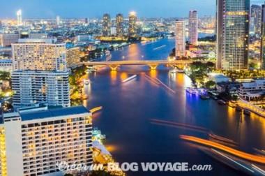 Bangkok : première destination touristique de la Thaïlande