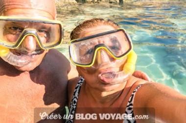 Faire un carnet de voyage avec partage photo sécurisé ?