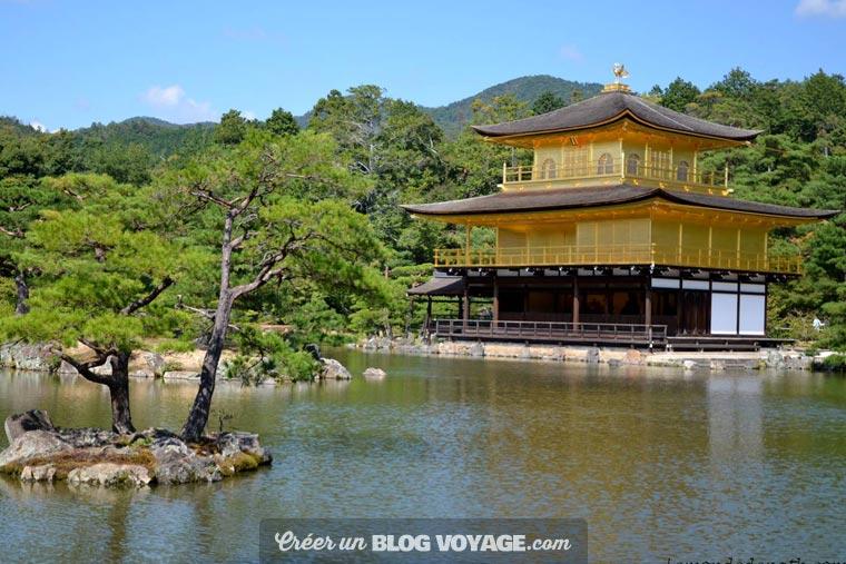 Le Pavillon d'Or de Kyoto