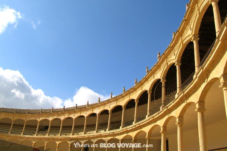 La Plaza de Toro (la place des taureaux) vieille de plus de trois siècles, renferment les plus belles arènes du monde