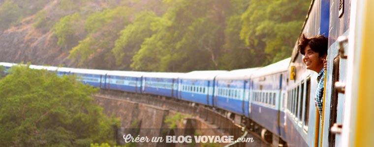 Blog de voyage privé pour partager des photos
