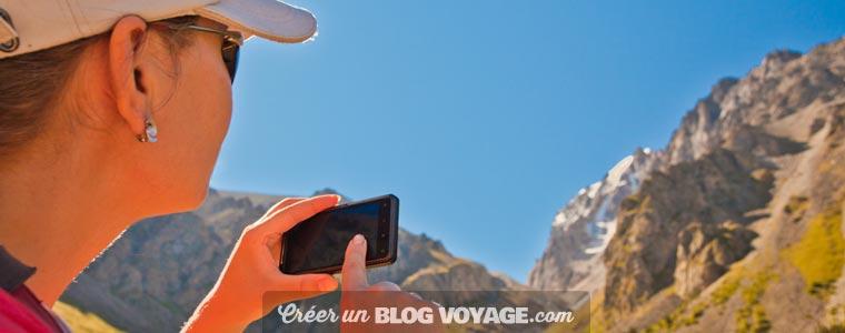 Comment créer son blog de voyage privé en 2 min ?