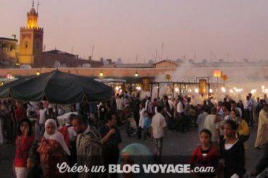 5 activités lors de votre voyage à Marrakech