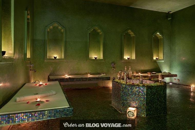 Hammam de la rose représente le nouvel oasis du bien-être au cœur de la médina de Marrakech
