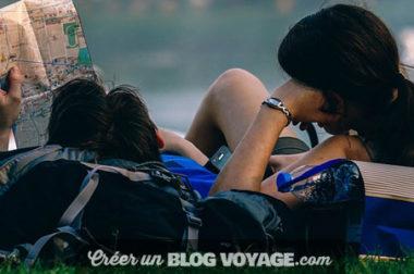 Partager un voyage à distance avec famille et amis