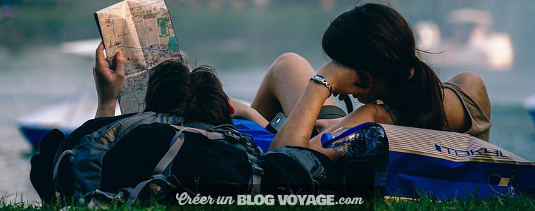 Partager un voyage en ligne