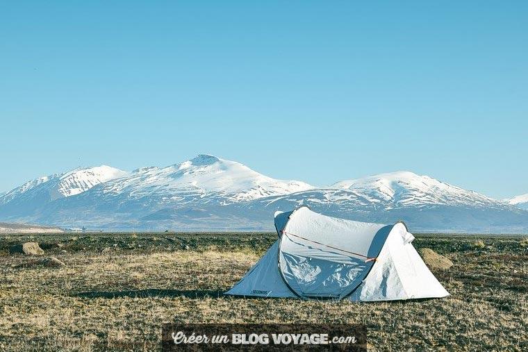 Comment choisir sa tente pour la montagne